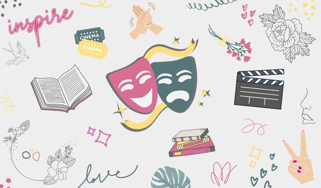 Fem introverta karaktärer som vi relaterar till