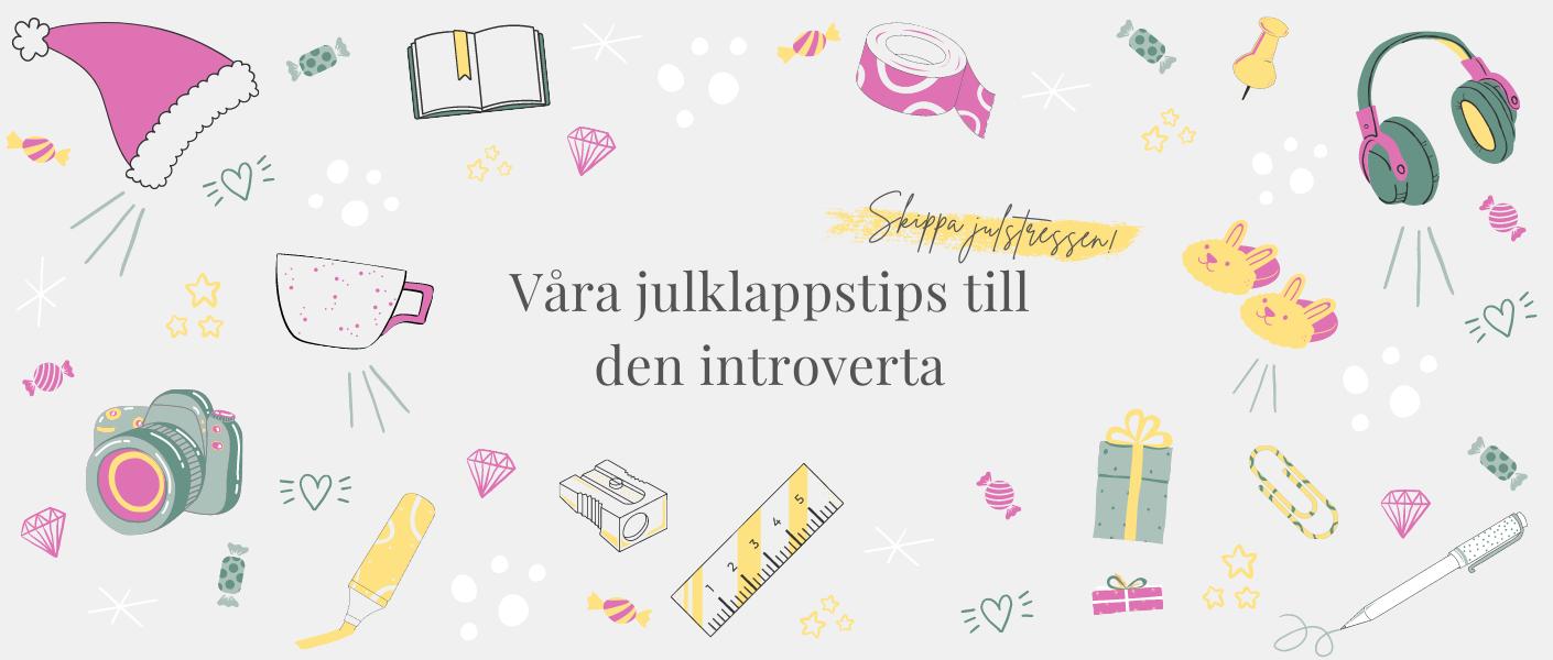 julklappstips till introverta