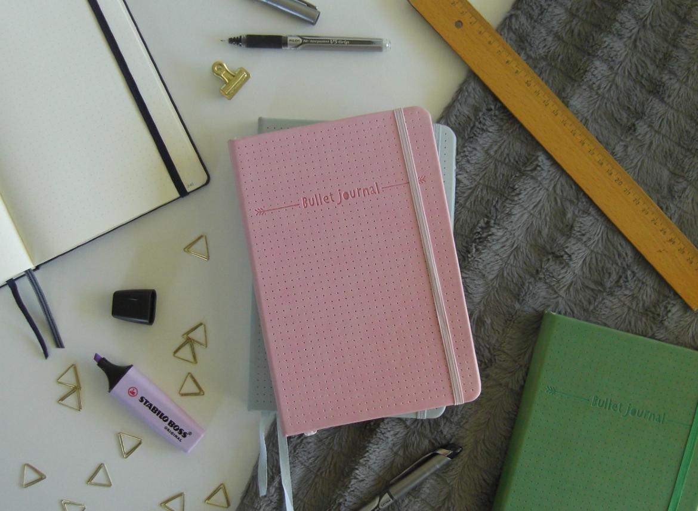 Skapa en Bullet Journal
