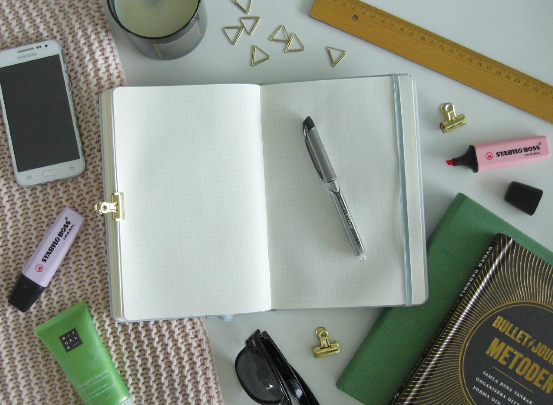 Bullet Journal för nybörjare